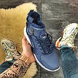 Мужские зимние кроссовки Nike Huarache X Acronym City Acrum найк хуарачи зимові кросівки Nike Air Huarache MID, фото 2