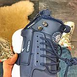 Мужские зимние кроссовки Nike Huarache X Acronym City Acrum найк хуарачи зимові кросівки Nike Air Huarache MID, фото 5