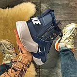 Мужские зимние кроссовки Nike Huarache X Acronym City Acrum найк хуарачи зимові кросівки Nike Air Huarache MID, фото 6