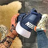 Мужские зимние кроссовки Nike Huarache X Acronym City Acrum найк хуарачи зимові кросівки Nike Air Huarache MID, фото 7
