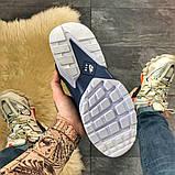 Мужские зимние кроссовки Nike Huarache X Acronym City Acrum найк хуарачи зимові кросівки Nike Air Huarache MID, фото 8