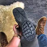 Мужские зимние кроссовки Nike Huarache X Acronym City Acrum найк зимові кросівки Nike Air Huarache MID Black, фото 6