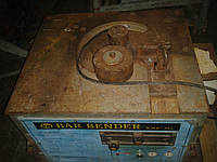 Станок гибки арматуры КМВ-32, Верстат для гнуття арматури КМВ-32