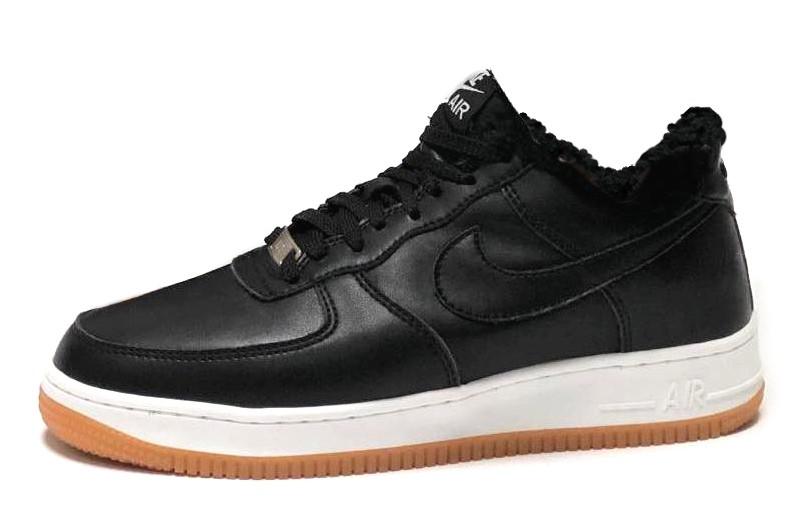 Мужские зимние кроссовки Nike Air Force 1 07, кроссовки найк аир форс зимові кросівки Nike Air Force 1 '07