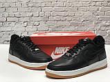 Мужские зимние кроссовки Nike Air Force 1 07, кроссовки найк аир форс зимові кросівки Nike Air Force 1 '07, фото 2