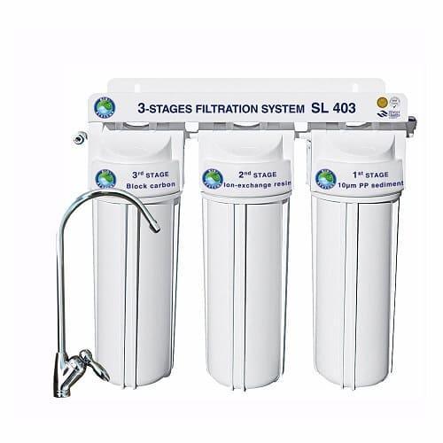 Система 2-х степенного очищения Bio+ systems SL403-NEW