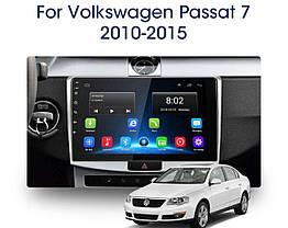 Штатная магнитола Volkswagen Passat B6 B7 2010-2015 2/32 gb 8 ядер