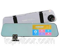 Дзеркало заднього виду - відеореєстратор з 2 камерами А29 (6916 / А29), авторегістратор | видеорегистратор