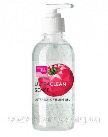 """Очищающий гель """"Ультраклин сенс"""", Beauty Style, 250 мл"""