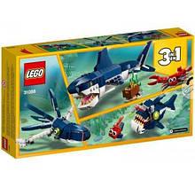 Конструктор LEGO Creator Обитатели морских глубин 230 деталей (31088)
