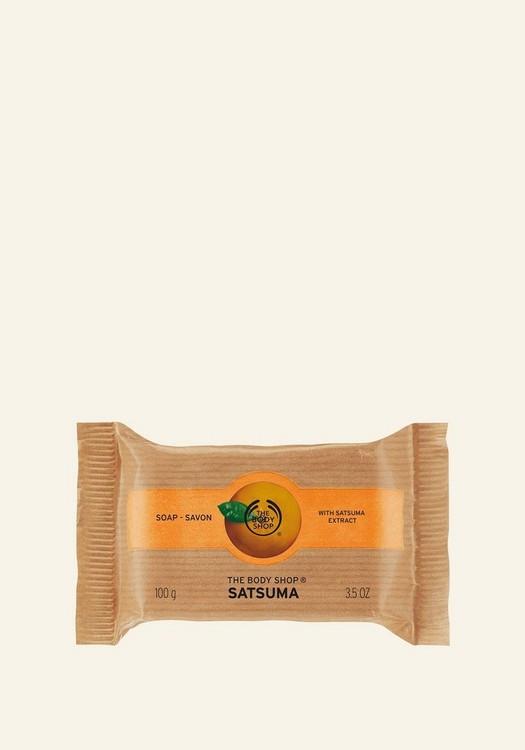 Мыло The Body Shop Satsuma, 100г