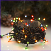 Новогодние герлянды,елки, проекторы