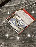 Женские кроссовки Nike Air Jordan 1 Retro Kight Blue, кроссовки найк аир джордан 1 кросівки Nike Air Jordan 1, фото 10