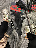 Кроссовки Nike Air Jordan 4 Retro Black Cat, кроссовки найк аир джордан 4 ретро кросівки Nike Jordan 4, фото 2