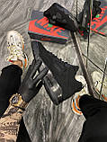 Кроссовки Nike Air Jordan 4 Retro Black Cat, кроссовки найк аир джордан 4 ретро кросівки Nike Jordan 4, фото 5