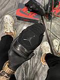 Кроссовки Nike Air Jordan 4 Retro Black Cat, кроссовки найк аир джордан 4 ретро кросівки Nike Jordan 4, фото 6