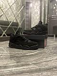 Кроссовки Nike Air Jordan 4 Retro Black Cat, кроссовки найк аир джордан 4 ретро кросівки Nike Jordan 4, фото 7