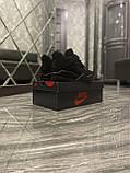 Кроссовки Nike Air Jordan 4 Retro Black Cat, кроссовки найк аир джордан 4 ретро кросівки Nike Jordan 4, фото 9