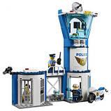 Конструктор LEGO City Воздушная полиция: авиабаза 529 деталей (60210), фото 7