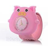 Детские Часы Силиконовый ремешок Подарок Разные цвета, фото 8