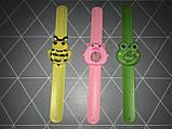 Детские Часы Силиконовый ремешок Подарок Разные цвета, фото 2