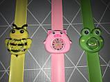 Детские Часы Силиконовый ремешок Подарок Разные цвета, фото 3