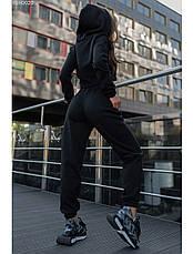 Женский спортивный костюм Staff black logo, фото 2