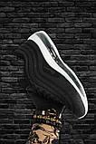 Кроссовки Nike Air Max 97 Swarovski Black White, кроссовки найк аир макс 97, фото 2