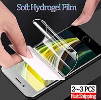 Гидрогелевая пленка для IPhone 6/6S Plus (противоударная бронированная пленка) Матовая
