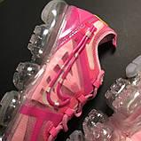 Женские кроссовки Nike Air VaporMax Pink, женские кроссовки найк аир вапормакс, фото 5