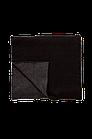 Шарф шерстяной темно-серый с черным, фото 2