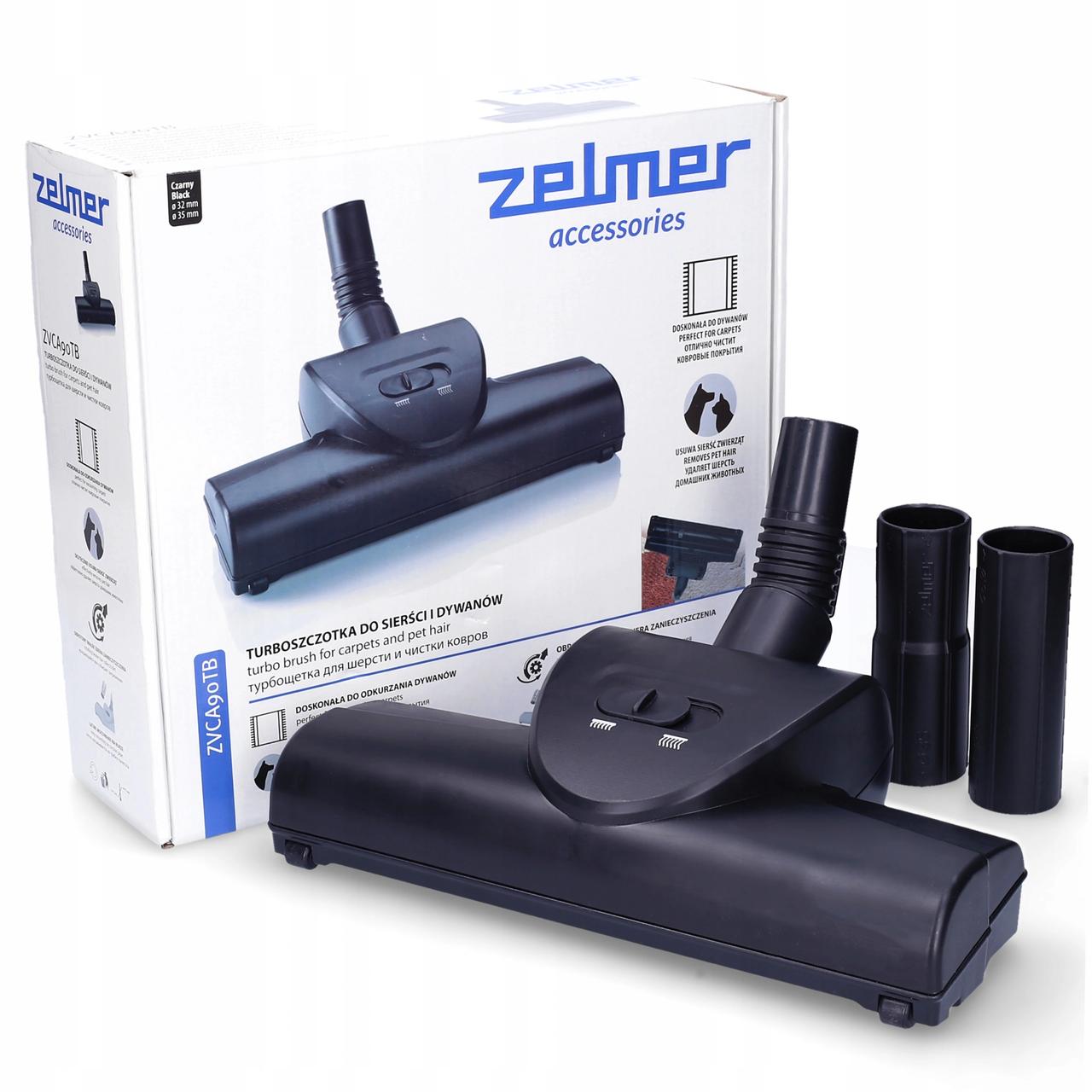 Оригінал турбощітка Zelmer VB1000 (ZVCA90TG) для пилососів Aquawelt 919.0 ST
