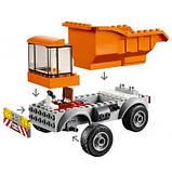 Конструктор LEGO City Мусоровоз 90 деталей (60220), фото 3