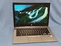 """Ультрабук HP Chromebook 13 G1 7265NGW, 13,3"""" IPS 3200x1800, Core m5-6Y57, 8Gb, SSD 32Gb"""