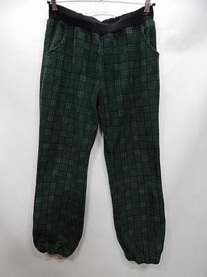 Женские домашние теплые брюки флис Freude р.48-50  006GDB
