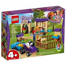 Конструктор LEGO Friends Конюшня для жеребят Мии 118 деталей (41361)