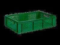 Ящик пластиковый 600*400*155 цветной
