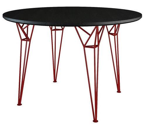 Стол Apollo d120 см TM Levantin Design, фото 2