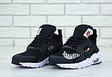 Кроссовки Nike Huarache х Off White, кроссовки найк хуарачи офф вайт (36,37,38,39,45 размеры в наличии), фото 2