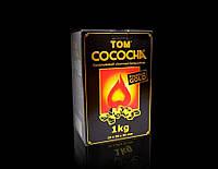 Уголь для кальяна Tom Cococha Gold 1 кг