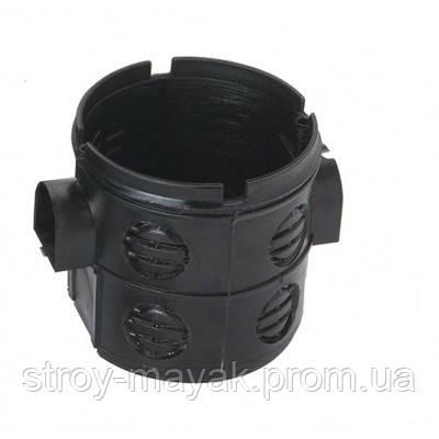 Коробка под выключатель/розетку для бетона и кирпича D67,5X81,6X66 мм наборная