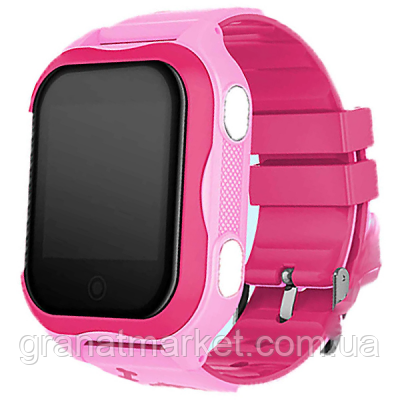 Smart Watch A32 Детские умные часы pink