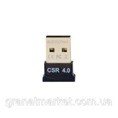 Usb Блютуз Csr 4.0 RS071 Цвет Чёрный