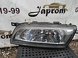 Фара передняя левая Nissan Almera N15 1998-2000г.в. рестайл , фото 4