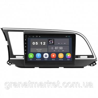 Автомагнитола штатная Hyundai Elantra 2019 (9) Android 10.1 (4/32)