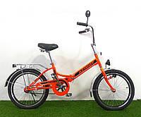 Складной велосипед Azimut 20*2009 (фара)