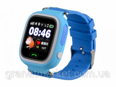 Смарт-часы детские Wonlex Q90 Blue