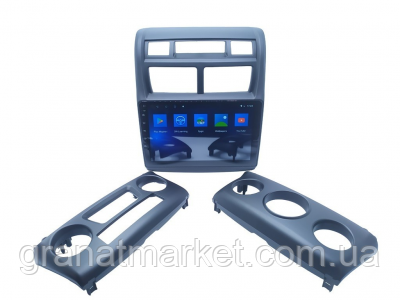 Автомагнитола штатная для Kia Sportage 2005-2009 магнитола Экран 9 Android 10.1