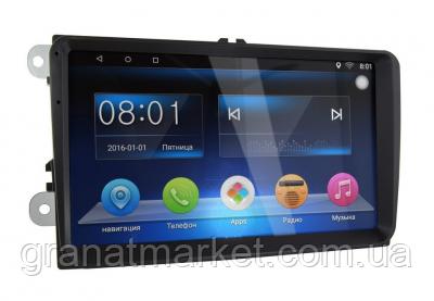 Автомагнитола штатная для Volkswagen Universal 2013-2015 магнитола Экран 10 Android 10.1