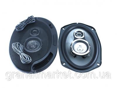 Автомобильная акустика автоакустика колонки SP-6942 1200Вт